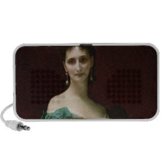 La Comtesse de Keller, 1873 Portable Speaker