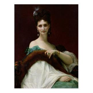 La Comtesse de Keller, 1873 Tarjetas Postales