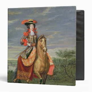 "La Comtesse de Soissons Carpeta 1 1/2"""