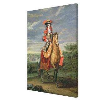 La Comtesse de Soissons Lienzo Envuelto Para Galerias