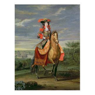 La Comtesse de Soissons Postal