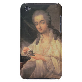 La Comtesse du Barry (1743-93) (oil on canvas) Barely There iPod Case