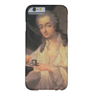 La Comtesse du Barry (1743-93) (oil on canvas) Barely There iPhone 6 Case