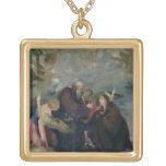 La comunión del St. subió de Viterbo (la Virgen) Joyeria
