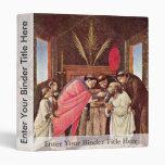 La comunión pasada de St Jerome por Botticelli