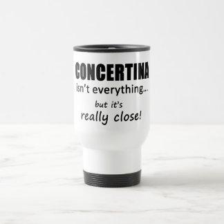 La concertina no es todo taza térmica