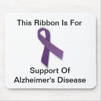 La conciencia de Alzheimer - Mousepad