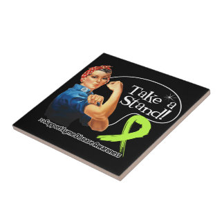 La conciencia de la enfermedad de Lyme toma un Azulejos Ceramicos