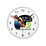 La conciencia de la enfermedad de Lyme toma un Reloj