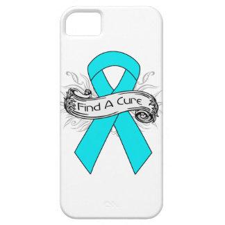 La conciencia del apego encuentra una cinta de la  iPhone 5 protector