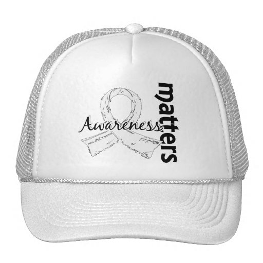 La conciencia importa cáncer de hueso 7 gorros