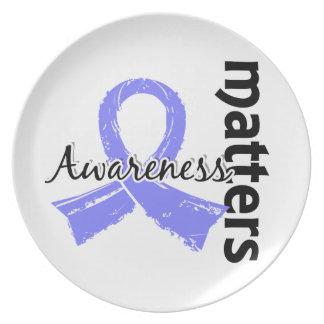 La conciencia importa cáncer de próstata 7 plato