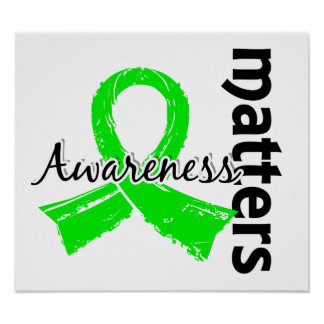La conciencia importa enfermedad de 7 Lyme Posters