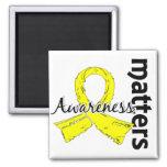 La conciencia importa la endometriosis 7 iman para frigorífico
