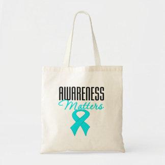 La conciencia importa recuperación del apego bolsa tela barata