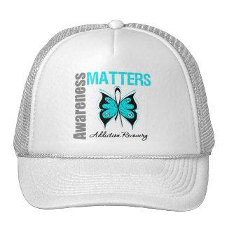 La conciencia importa recuperación del apego de la gorras de camionero