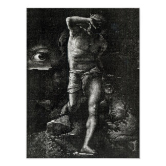La conciencia o, el ojo que mira a Caín Poster