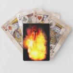 La condenación crónica tarjetas: Edición color de  Barajas De Cartas