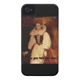 La condesa Elizabeth Bathory-Me da su cansado…. Funda Para iPhone 4 De Case-Mate