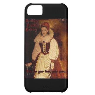 La condesa Elizabeth Bathory-Me da su cansado…. Funda Para iPhone 5C