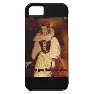 La condesa Elizabeth Bathory-Me da su cansado…. Funda Para iPhone SE/5/5s
