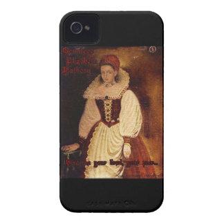 La condesa Elizabeth Bathory-Me da su cansado…. iPhone 4 Case-Mate Cobertura