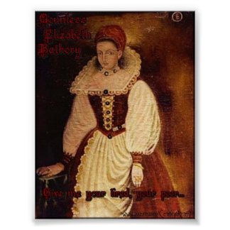 La condesa Elizabeth Bathory-Me da su cansado… Póster