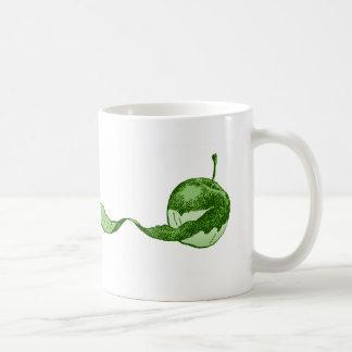 La conexión de Apple Tazas De Café