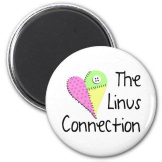 La conexión de Linus Imán Redondo 5 Cm