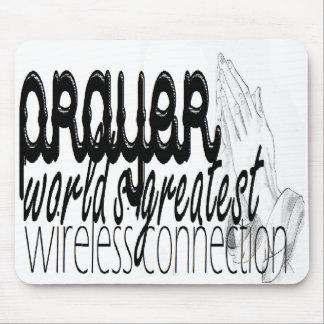 La conexión inalámbrica más grande del mundo del r alfombrilla de ratones