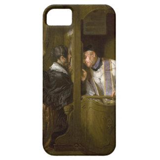 La confesión de José Molteni 1838 Funda Para iPhone SE/5/5s