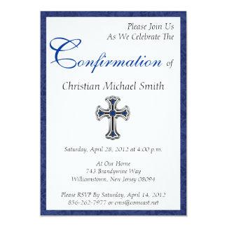 La confirmación invita invitaciones personalizada