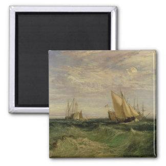La confluencia del Thames y del Medway Imán Cuadrado