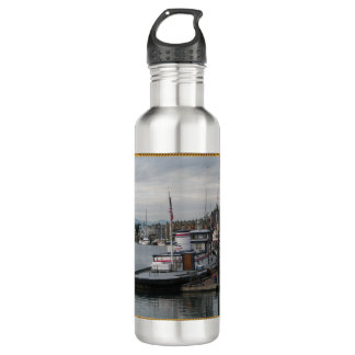 La Conner Barge 24oz Water Bottle