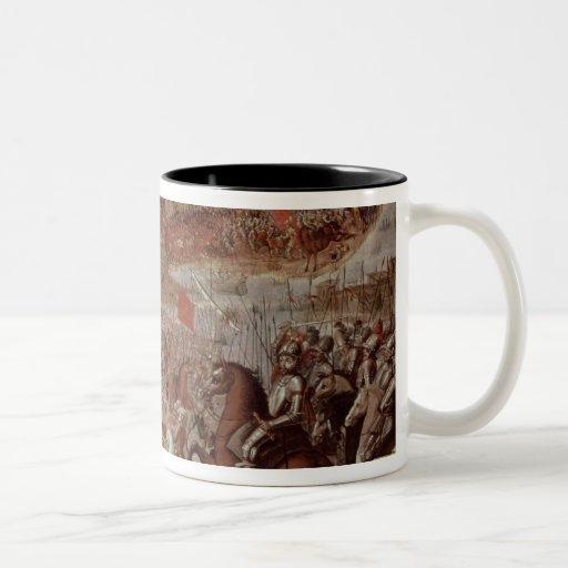 La conquista de Tenochtitlan Taza De Café