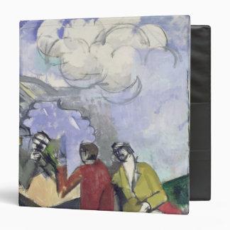 """La conquista del aire, 1913 carpeta 1 1/2"""""""