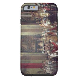 La consagración del emperador Napoleon Funda De iPhone 6 Tough