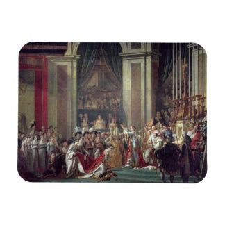 La consagración del emperador Napoleon Iman De Vinilo
