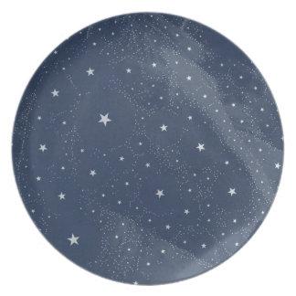 La constelación chispeante del caballo protagoniza plato de cena