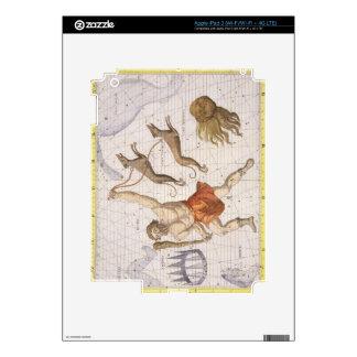 La constelación de Bootes, platea 20 del 'atlas Co Pegatina Skin Para iPad 3