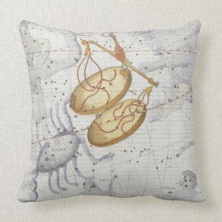 La constelación de libra, platea 7 del 'atlas Coel Almohada
