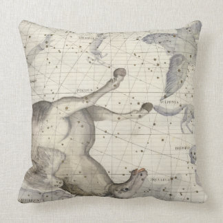 La constelación de Pegaso, platea 25 del 'atlas Co Almohadas