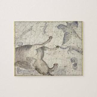 La constelación de Pegaso, platea 25 del 'atlas Co Rompecabeza Con Fotos