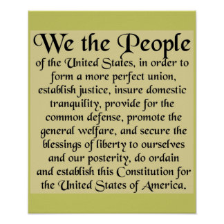 La constitución de los Estados Unidos de América Impresiones