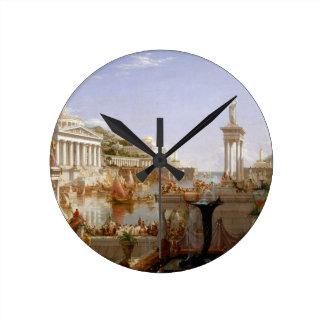 La consumación del imperio por el col de Thomas Reloj Redondo Mediano