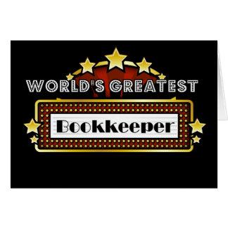 La contable más grande del mundo felicitaciones
