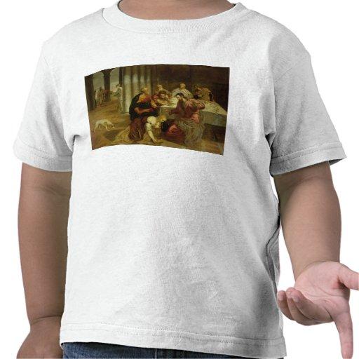 La conversión de Maria Magdalena, 1546-7 Camisetas