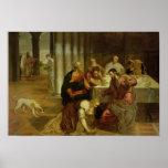 La conversión de Maria Magdalena, 1546-7 Impresiones