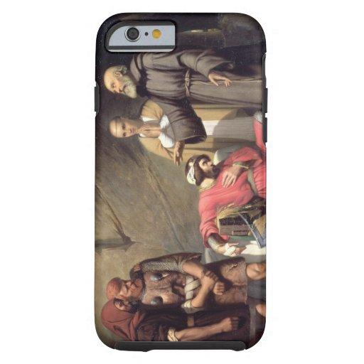 La conversión de Roberto, duque de Normandía, Funda De iPhone 6 Tough