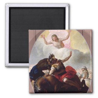 La conversión de San Pablo Imán Cuadrado
